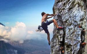 Альпинизм - спортивный