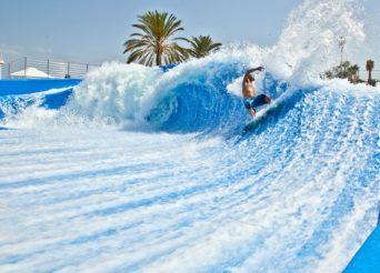 искусственные волны для серфинга